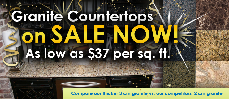 Granite Countertops Sale