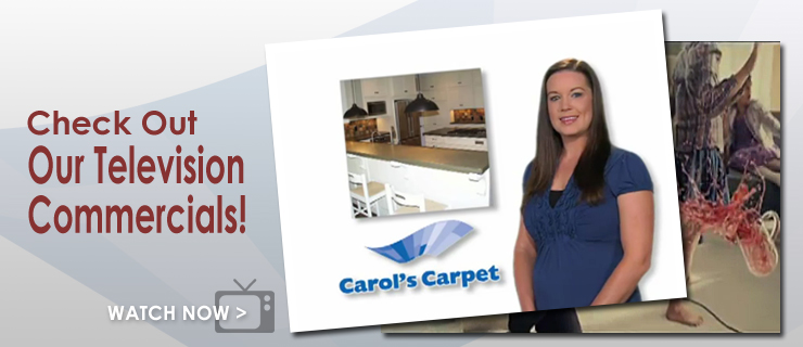 Carol's Carpet Commercials