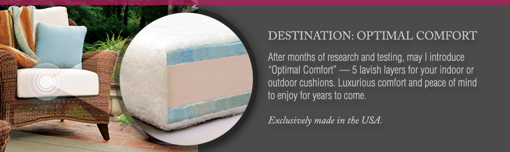Introducing Optimal Comfort