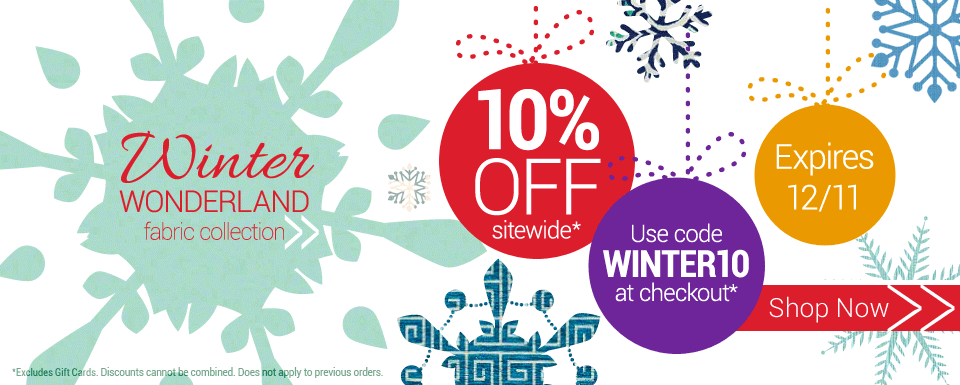 Winter Wonderland | 10% Off Sitewide