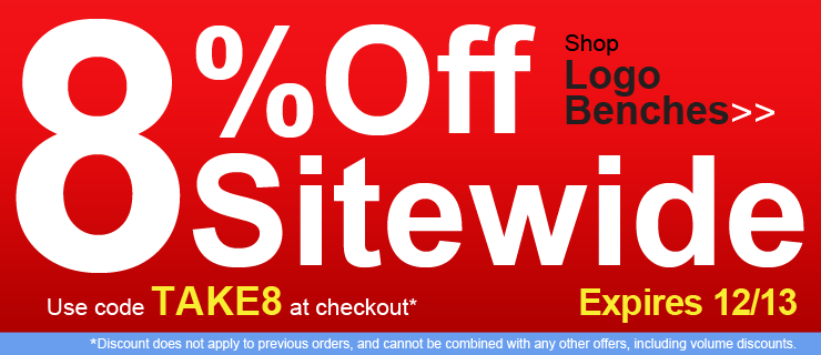 Take 8% off sitewide* - Use code TAKE8 at checkout* - Expires 12/13