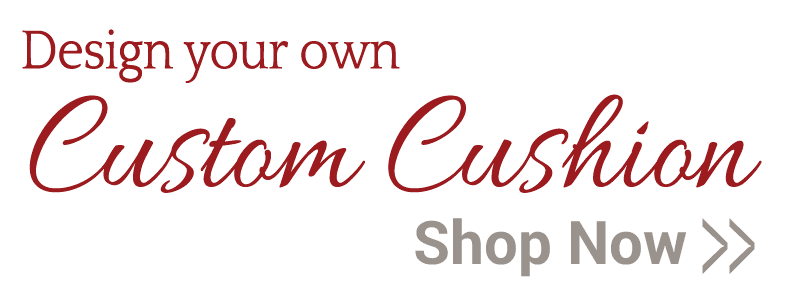 Design Your Own Custom Cushion
