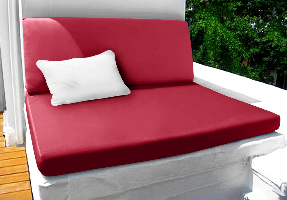 Custom Daybed Cushions