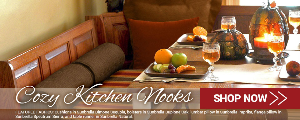 Cozy Kitchen Nooks