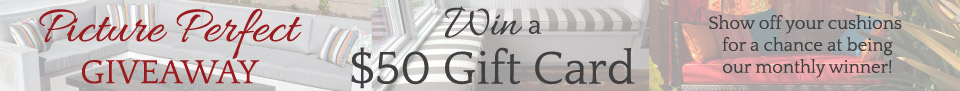 Picture Perfect Gift Card Giveaway