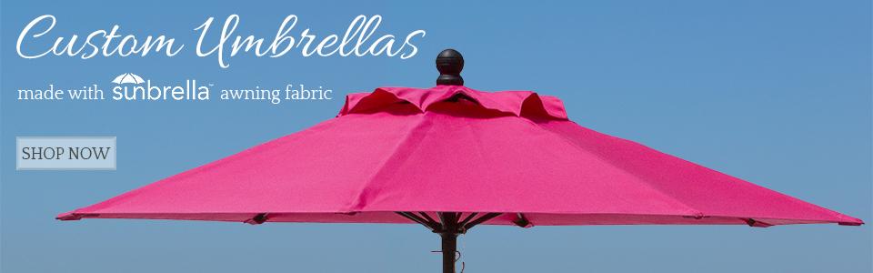 High Quality Custom Market Umbrellas