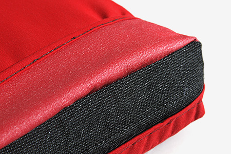 Sunbrella Rain cushion full-coverage flap