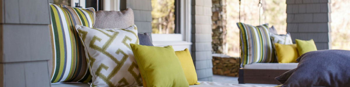 outdoor pillows for style guide