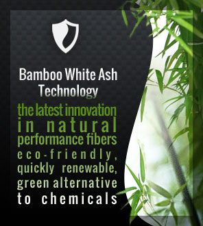 Cycling Products by Danny Shane Eco-Performance Cycling - Bamboo White Ash Technology