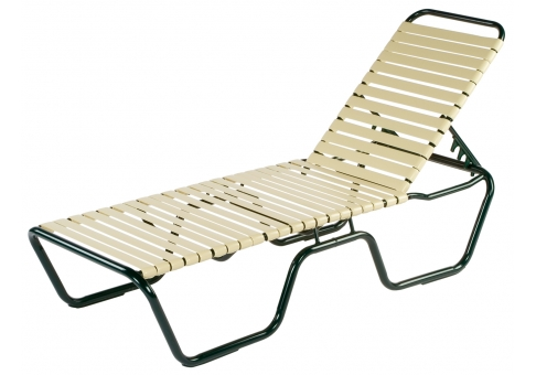 Perfect Outdoor Patio And Deck Furniture, Poolside Loungers, Neptune Strap Chaise  Lounge