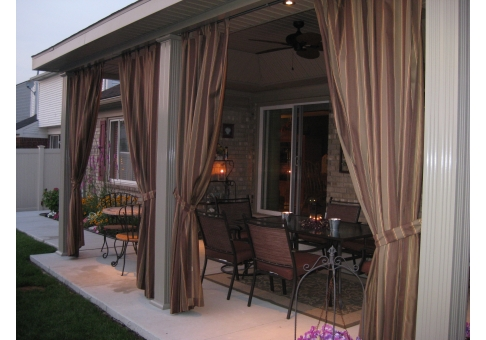 Sunbrella Outdoor Curtains On Sale