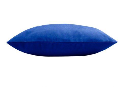 Sunbrella Throw Pillow in Pacific Blue