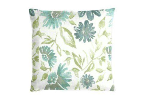 Sunbrella Violetta Baltic Pillow