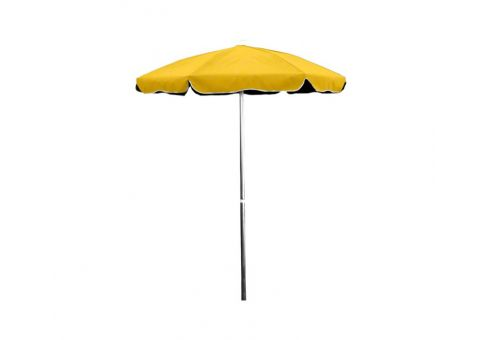 6 5 ft Aluminum Pop Up Patio Umbrella with Tilt