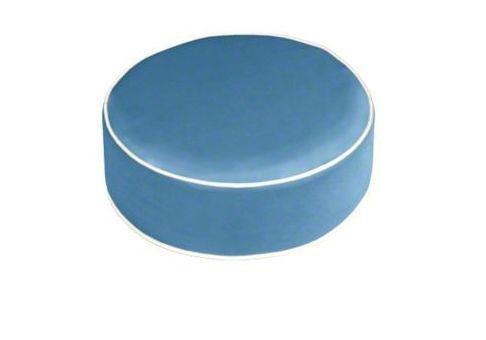 Custom Round Ottoman Cushion