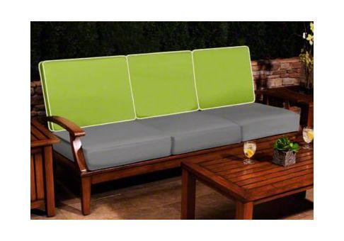 custom replacement sofa cushions 3 backs. Black Bedroom Furniture Sets. Home Design Ideas