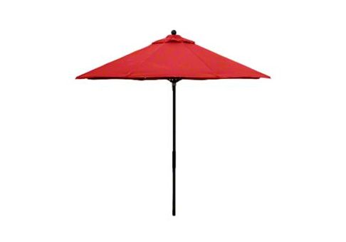 75 market sunbrella jockey red
