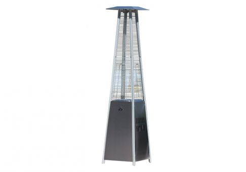 Pyramid Flame Patio Heater