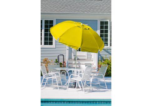 ... 844FC Yellow Patio Umbrella