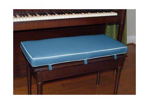 Deluxe Custom Piano Bench Cushion Cushion