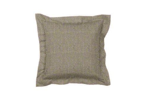 Custom Designer Throw Pillow With Flange Cushion Source Ca