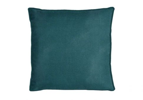 Decorative Jeweled Pillows : Highland Taylor Jeweled Turquoise Throw Pillow