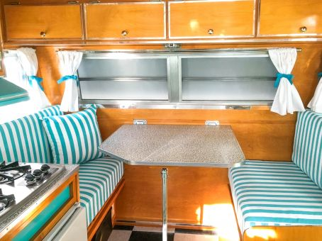 Custom Rv Replacement Cushions