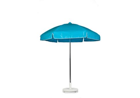 6 5 Turquoise Vinyl Lifeguard Umbrella Umbrella Source