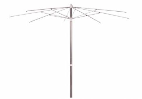 75 foot pop up style patio umbrella frame