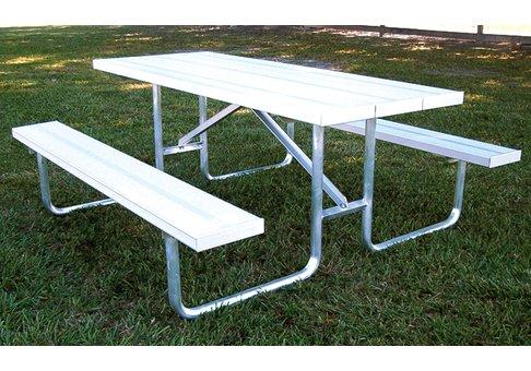 ... Picnic Tables, Aluminum Picnic Tables, Steel Picnic Tables, Steel Picnic  Table Frames