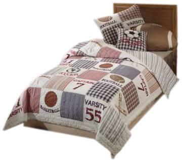 An ordinary bedding set