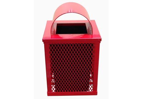 trash receptacles commercial trash cans