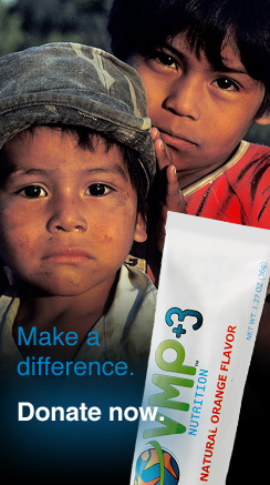 VMP Nutrition Foundation - Donate Now Make a difference