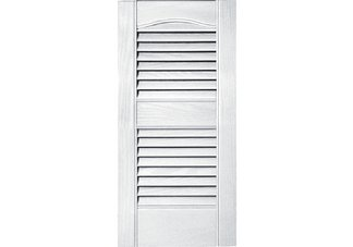 Shop Exterior Louvered Shutters