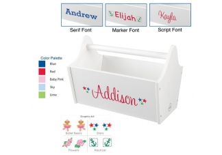 Toy Caddy - Personalized