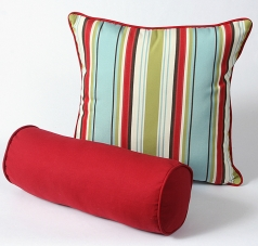 CushionSource.com Laguna China Red Set