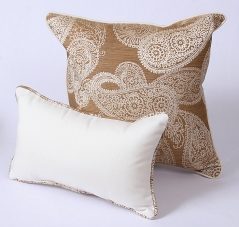 CushionSource.com Bangladesh Dune Cream Set
