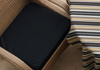 Stock Sunbrella Seat Cushions