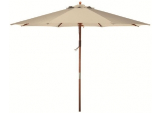 9 Market Umbrella-Natural