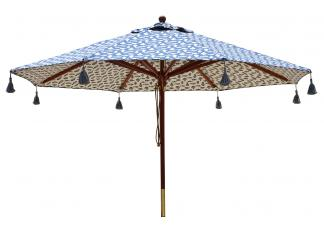 Fresh Fish Designer Umbrella