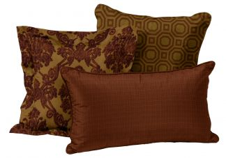 Autumn Spice Pillow Set