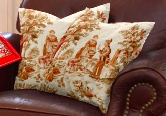 Pillow Cover Set - Autumn Pasture