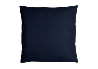 Sunbrella Navy Pillow