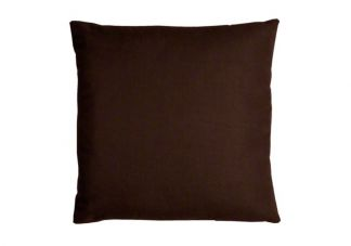 Sunbrella Bay Brown Pillow