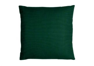 Sunbrella Forest Green Pillow