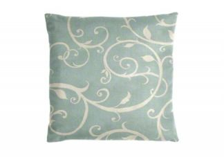Sunbrella Cabaret Blue Haze Pillow