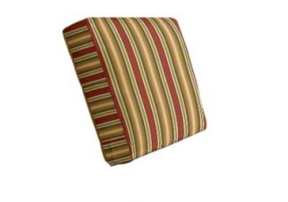 sunbrella chair back cushion