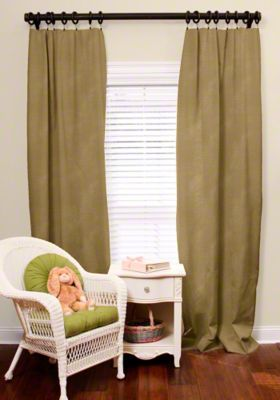 Custom Clip Top Drapes