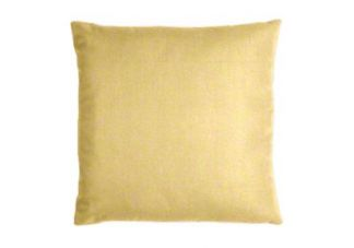 Outdura Canary Throw Pillow