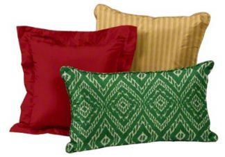 Custom Christmas Pillow Set